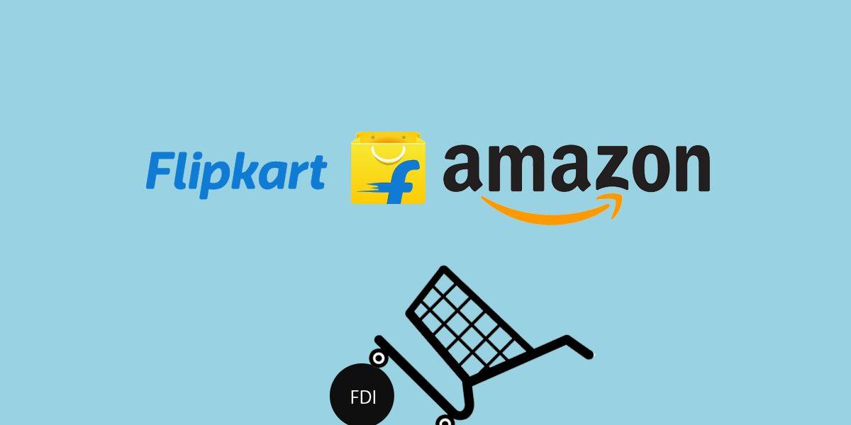 Selling on Amazon and Flipkart