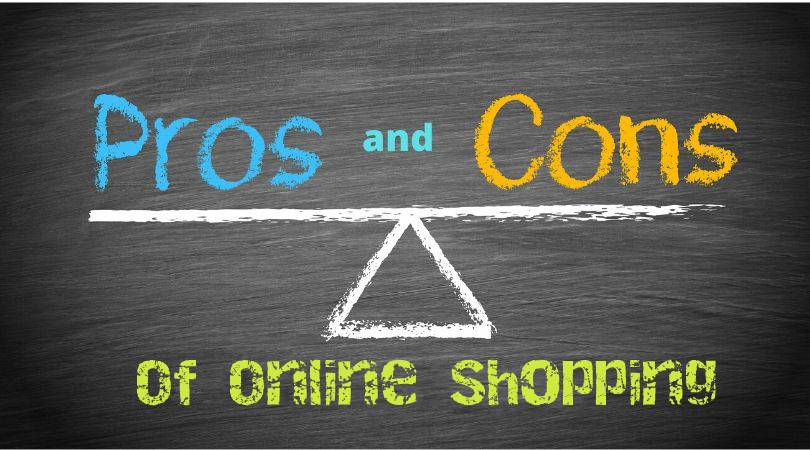 Pros & Cons of Online Shopping